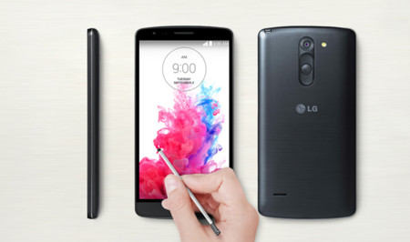 LG G3 Stylus comienza a recibir Android 5.0.2 Lollipop en México
