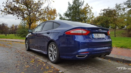 Ford Mondeo 2016 St Line 06