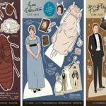 Diviértete con las 'mariquitinas' de tus autores clásicos favoritos