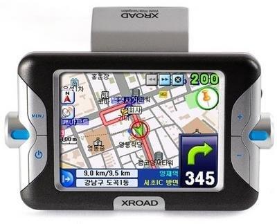 XRoad GPS mundial