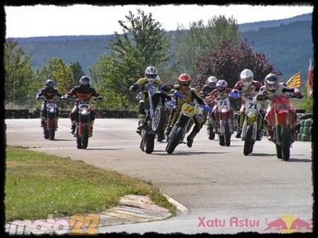 Moto22 en la competición: tercera prueba en Vidanes (2/2)