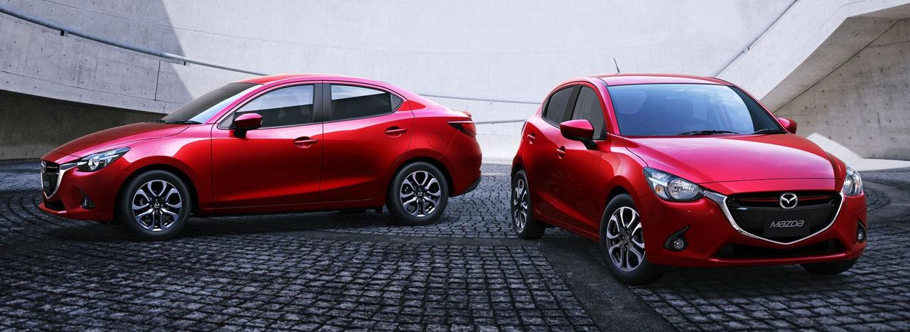 Foto de Mazda 2 Sedan (5/14)