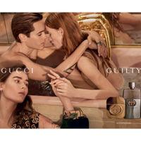 ¡Alerta! Gucci desnuda a Jared Leto en la nueva campaña de su perfume Gucci Guilty