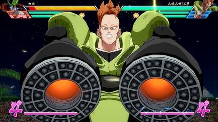 El Androide 16 da rienda suelta a sus mejores técnicas en Dragon Ball FighterZ con su tráiler de presentación
