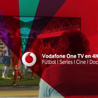 Vodafone emitirá en exclusiva la final de la Champions en 4k