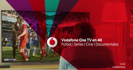 Vodafone TV ya está disponible con fibra indirecta, alcanzando a un total de 18 millones de hogares
