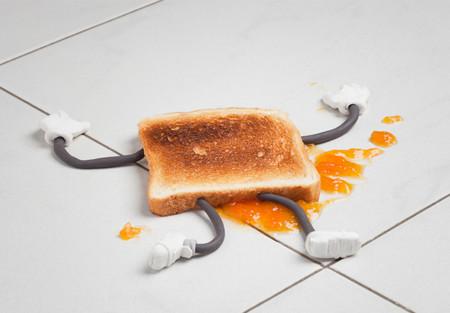 ¿Comes algo que se ha caído al suelo? La regla de los 5 segundos