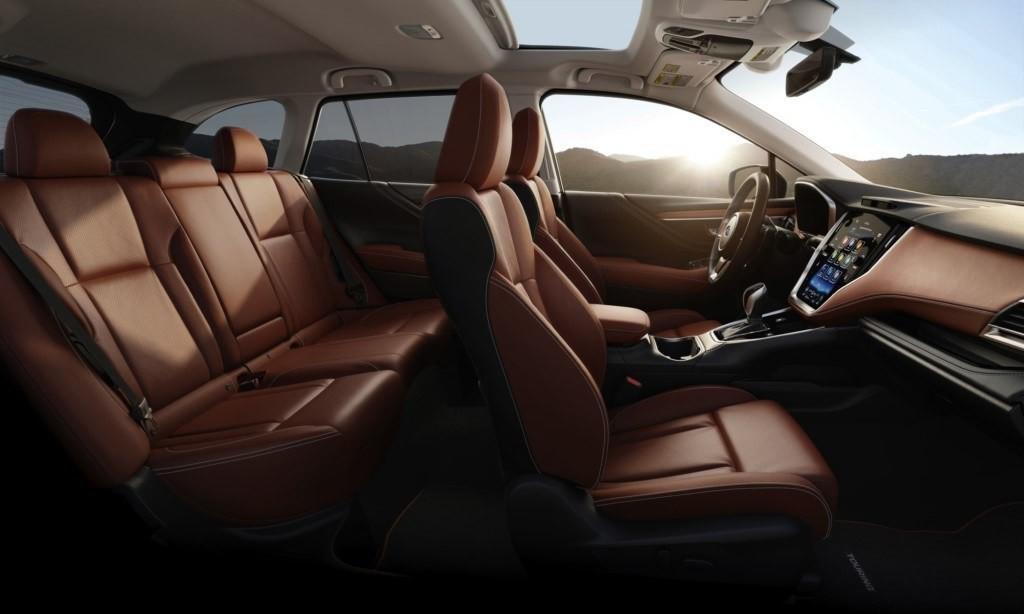 Foto de Subaru Outback se revela en el AutoShow de Nueva York (13/13)
