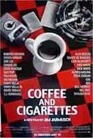 'Coffee and Cigarettes',  humor jarmuschiano en estado puro