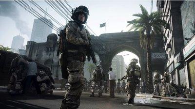 'Battlefield 3': impresionante vídeo con gameplay [GDC 2011]