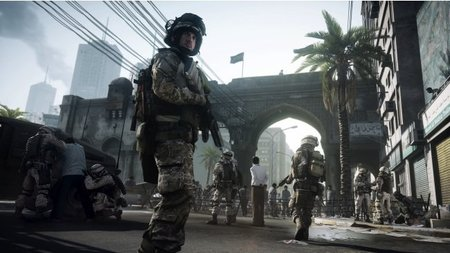 'Battlefield 3': impresionante vídeo con gameplay [GDC 2011]