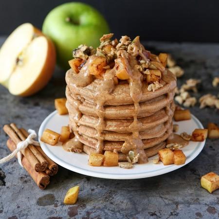 Tortitas con Manzana