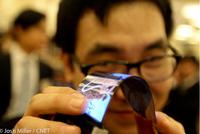 Samsung presentará pantalla flexible HD en el CES 2013