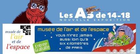 El Museo del Aire y del Espacio en París