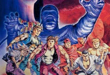 Double Dragon Trilogy repartirá retro-hostias como panes la próxima semana en GOG y Steam