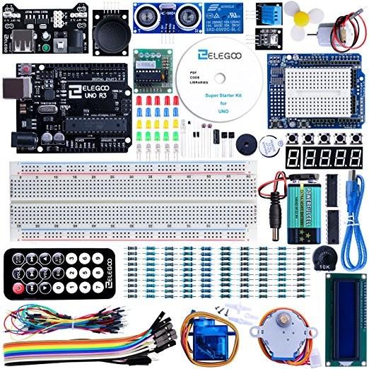 Kit iniciación Arduino