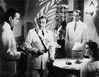 Casablanca, el mejor guión según la Asociación de Guionistas de Estados Unidos