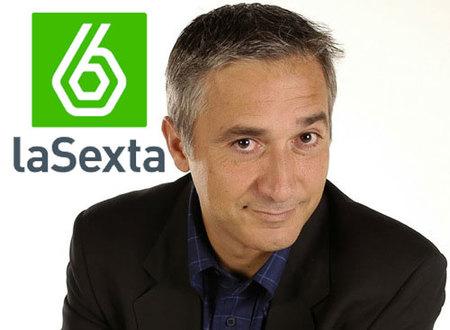 Javier Sardá se pasa a laSexta, con programa semanal