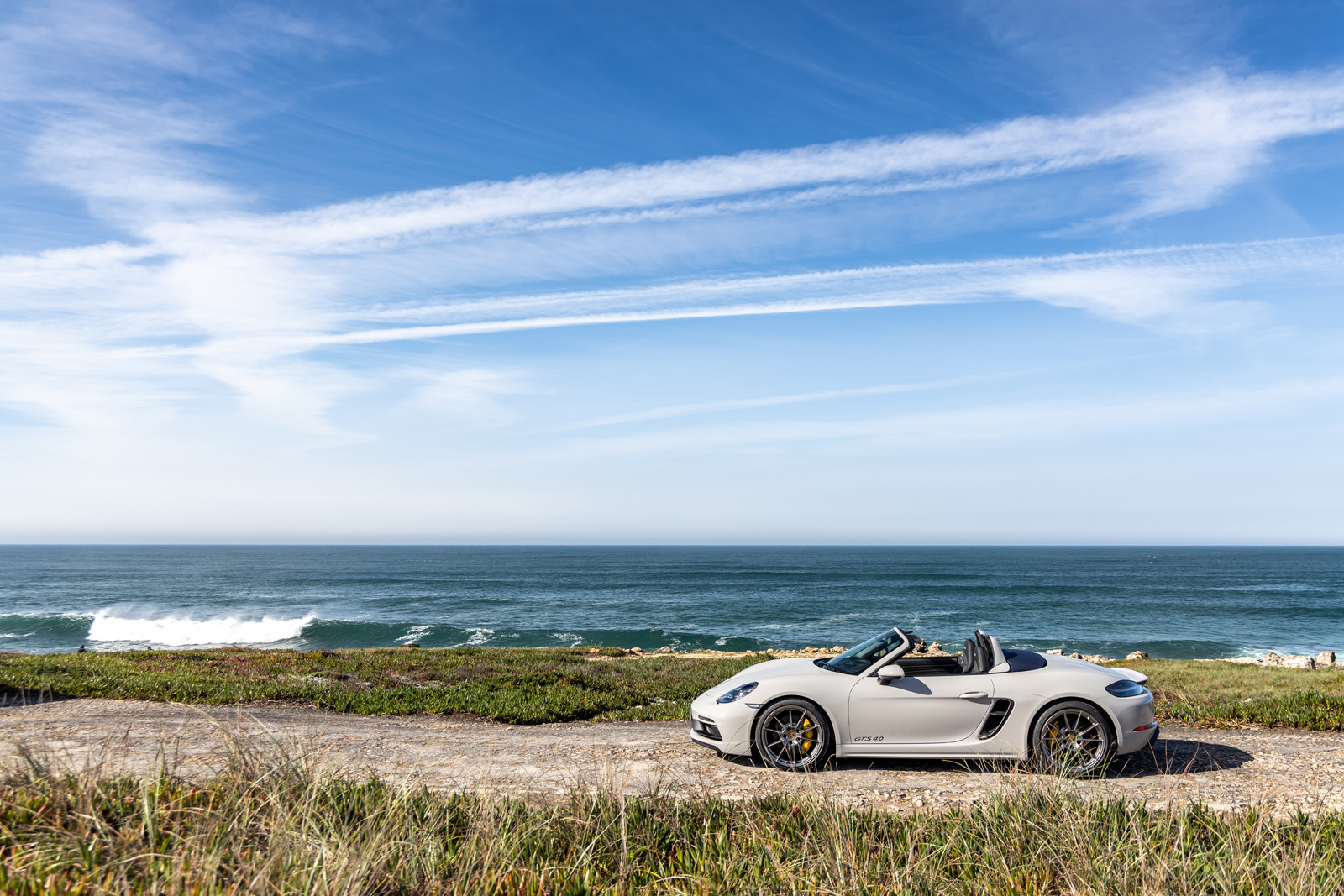 Foto de Porsche 718 Boxster GTS 4.0 (presentación) (70/88)