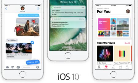 ¡Sorpresa! iOS 10 permite desintalar la mayoría de las apps stock de Apple