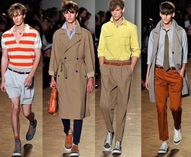 MARC by Marc Jacobs Primavera-Verano 2011, Semana de la Moda de Nueva York