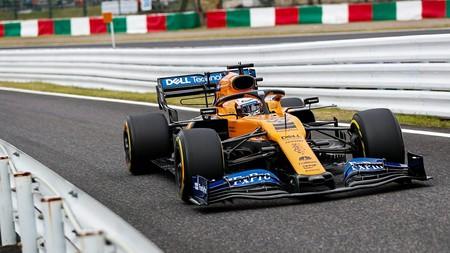 Sainz Japon F1 2019
