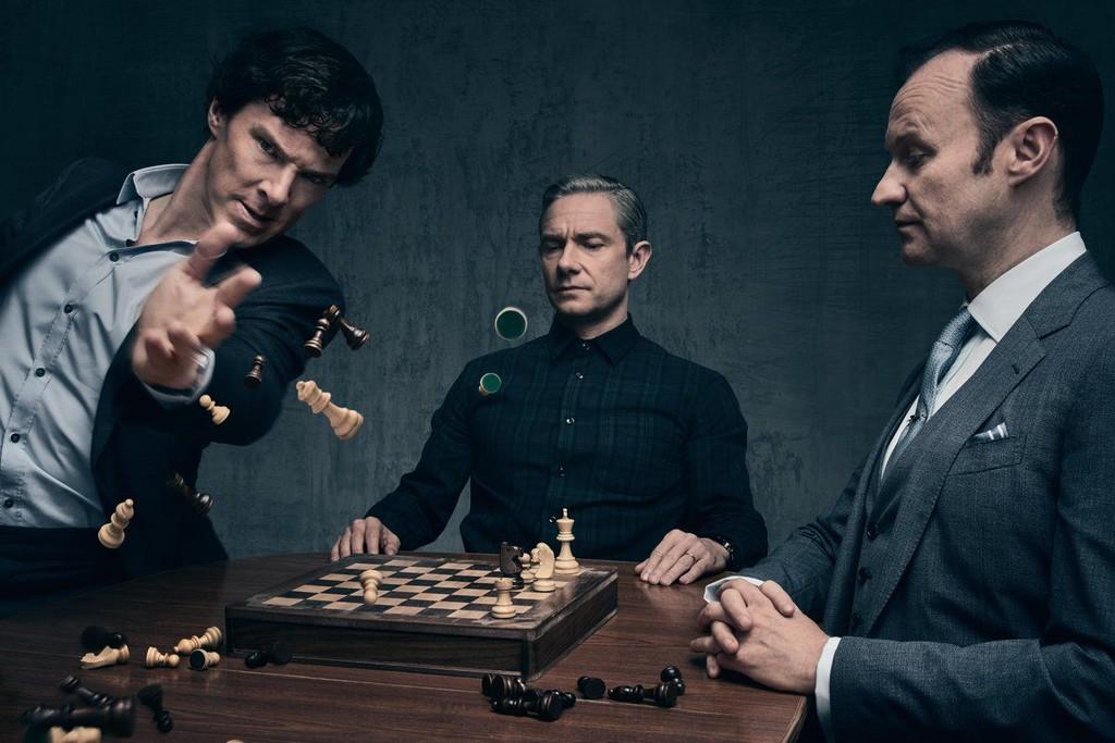 'Sherlock': todo lo que sabemos sobre la temporada 5