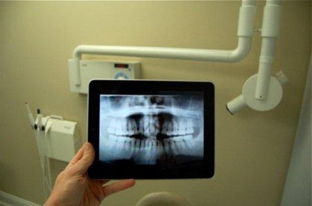 ipad en odontología