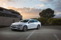 Chevrolet Malibu, el hola al 'downsizing' con un motor de 1.5 litros