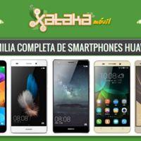 Así queda el catálogo de Huawei tras la llegada del nuevo Mate S