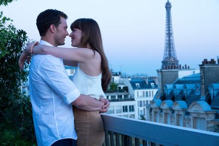 Las imágenes más románticas de 'Cincuenta sombras liberadas'