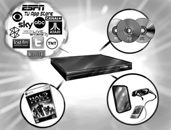 Xbox 720 con Kinect 2