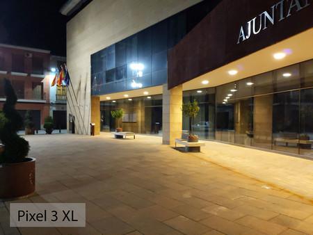 Pixel 3 Xl Auto Noche