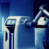 El robot cargador autónomo para coches eléctricos de Volkswagen será real y va a llegar en 2021