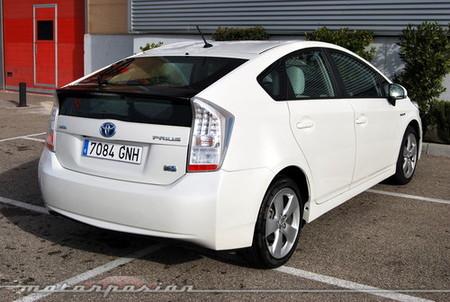 Toyota Prius III, prueba (parte 4)