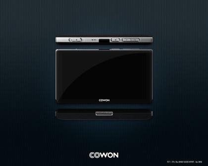 Rumor: Cowon X7, con pantalla de 7 pulgadas