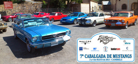 Cabalgada de Mustangs ¿la conoces?