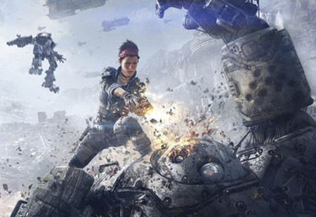 'Titanfall' es lo nuevo de los creadores de 'Modern Warfare'