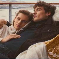 Náutica y rebosante de amor: así es el precioso editorial para esta primavera de Massimo Dutti
