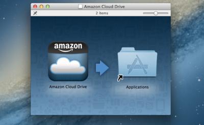 Amazon lanza la aplicación de Cloud Drive para Mac y Windows