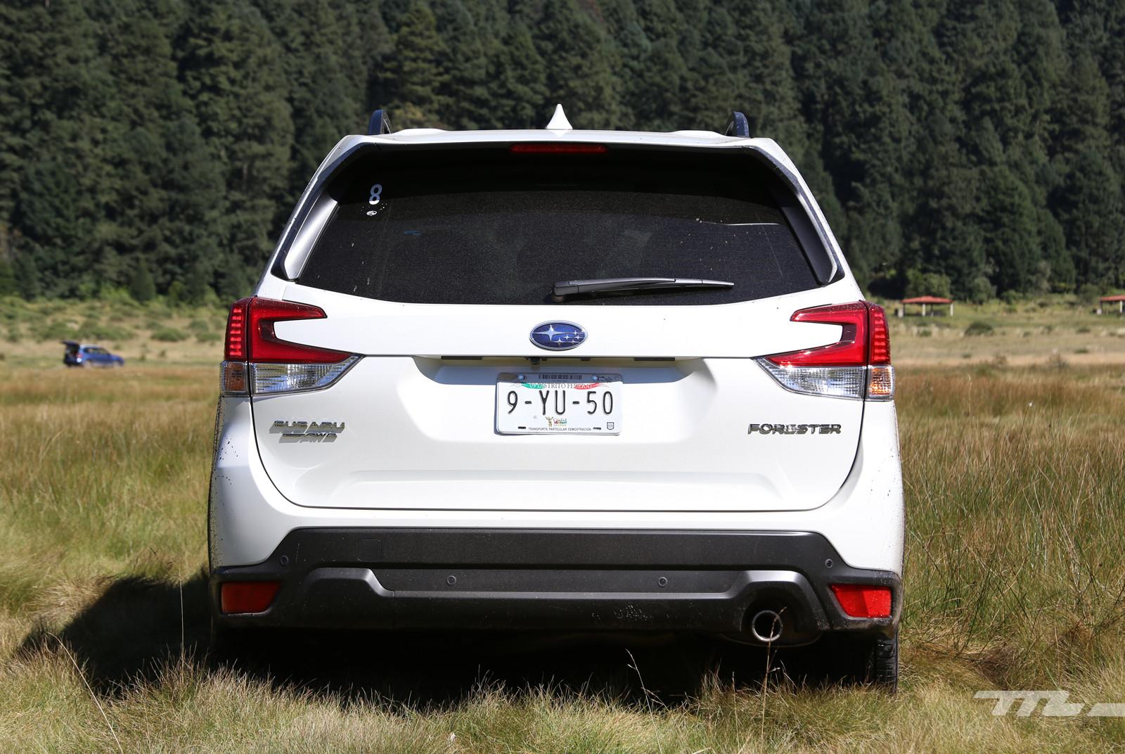 Subaru Forester 2019 (lanzamiento en México)