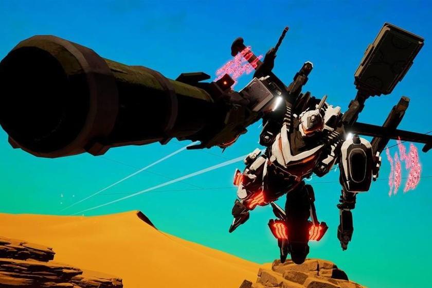 Daemon X Machina dará rienda suelta a sus emocionantes combates con mechas en septiembre en Nintendo Switch [E3 2019]