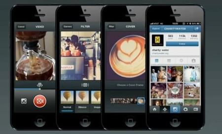 Instagram introduce el vídeo, a por el mercado audiovisual