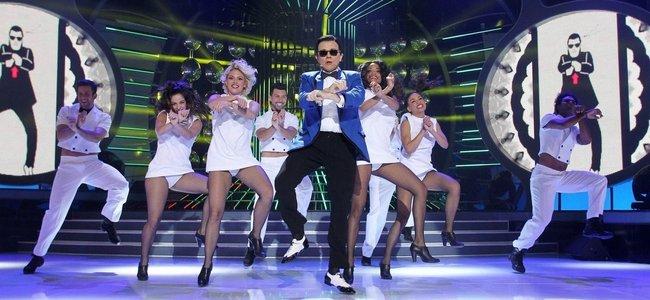 Tu cara me suena Gangnam Style
