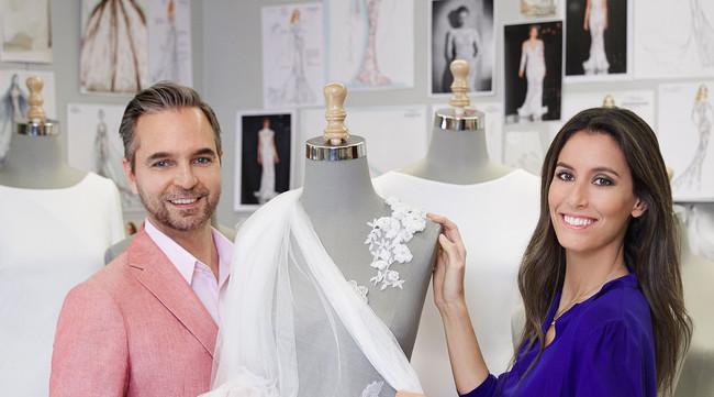 Por fin vemos a Ana Boyer vestida de novia junto a su ya marido Fernando Verdasco