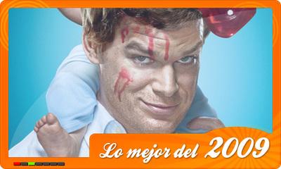 'Dexter', mejor drama internacional de 2009