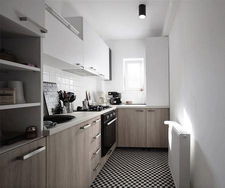 Apartamento Blanco Negro 05