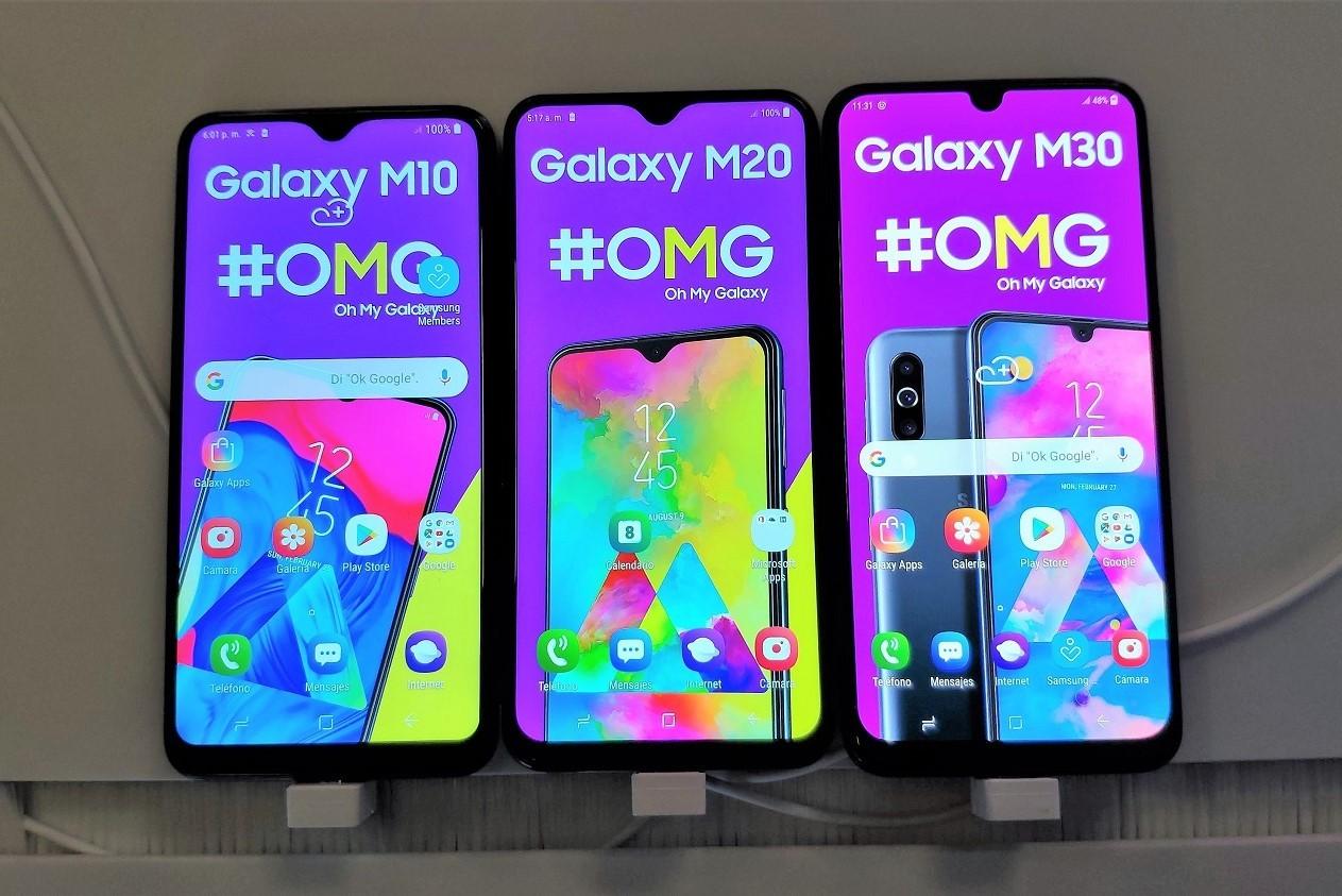Calendario Samsung.Galaxy M10 M20 Y M30 Primeras Impresiones Samsung Se Pone Serio Y