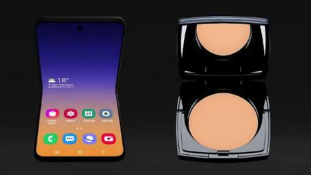 Samsung Galaxy Bloom Diseno Maquillaje Lancome