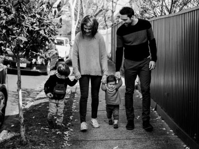 """""""No estaré aquí para veros crecer"""": la desgarradora carta de una madre con cáncer terminal a sus hijos"""